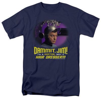 Star Trek - Not a Hair Dresser