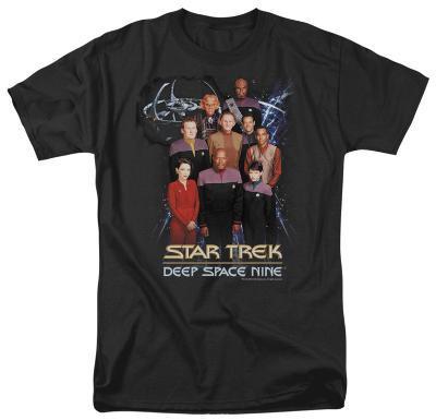 Star Trek - Deep Space Nine Crew