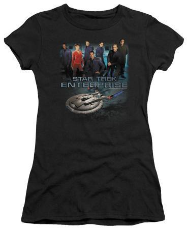 Juniors: Star Trek - Enterprise Crew
