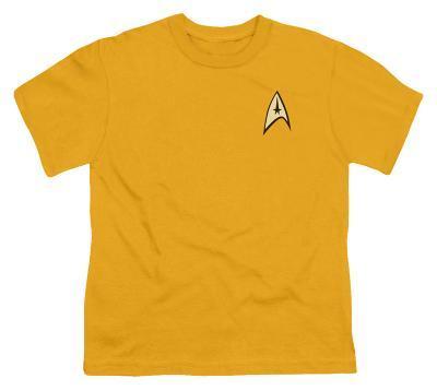 Youth: Star Trek - Command Uniform