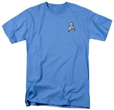 Star Trek - Science Uniform