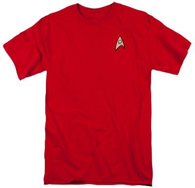 Star Trek - Engineering Uniform