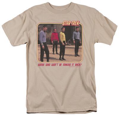 Star Trek - Red Shirt Blues
