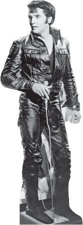 Elvis Presley 68 Special Lifesize Standup