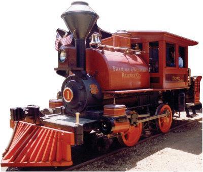F&W Train #1