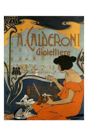 A Calderoni Gioiellerie, c.1898