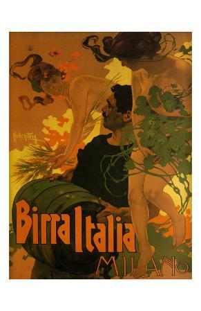 Birra Italia, c.1906