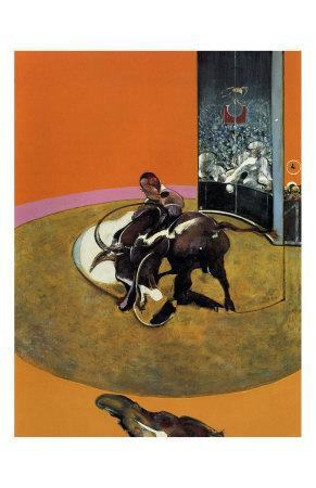 Study for a Bullfight no. 1, c.1969