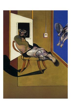 Seated Figure, c.1974
