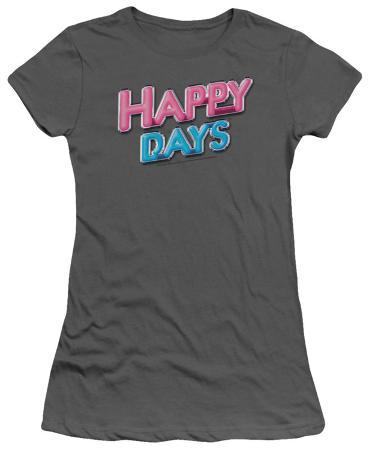 Juniors: Happy Days - Logo
