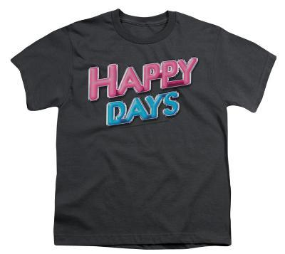 Youth: Happy Days - Logo