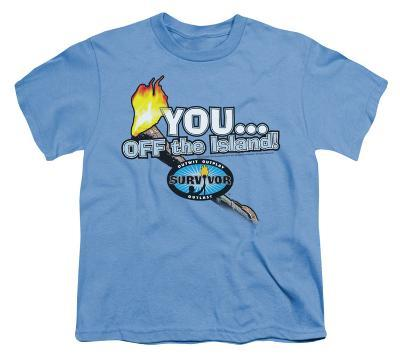 Youth: Survivor - You, Off the Island!