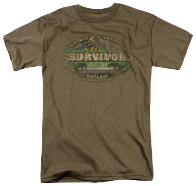 Survivor - Gabon Distressed