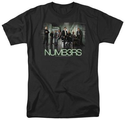 Numbers - Cast