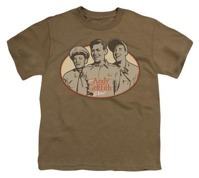 Youth: Andy Griffith - 3 Funny Guys