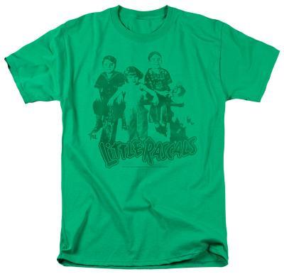Little Rascals - The Gang
