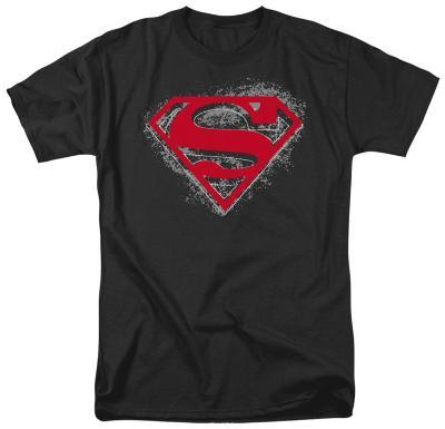 Superman - Hardcore Noir Shield