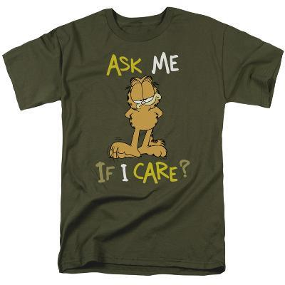 Garfield - Ask Me If I Care