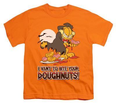 Youth: Garfield - I Vant Doughnuts