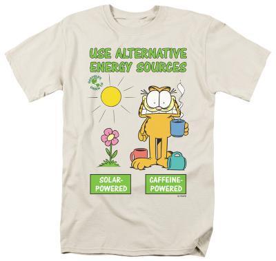 Garfield - Alternative Energy