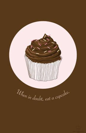 When in Doubt, Eat a Cupcake