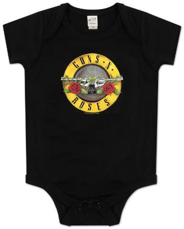 Infant: Guns N Roses - Bullet Logo Bodysuit
