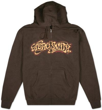 Zip Hoodie: Aerosmith - Back Stage