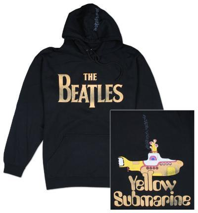 Hoodie: The Beatles - Deep Sea