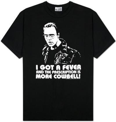 Saturday Night Live - Christopher Walken - Cowbell