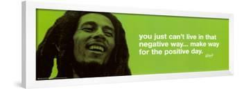 Bob Marley Positive Day Prints At Allposterscom