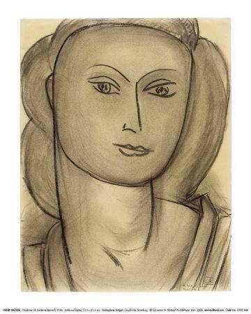 Madame Lucienne Bernard, c.1946