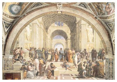 The School of Athens, c. 1511