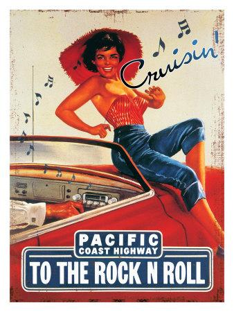 Cruisin to the Rock n' Roll, Pacific Coast Highway