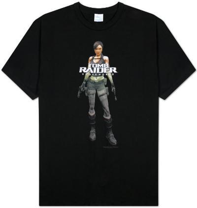 Tomb Raider - Underworld - Cover