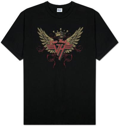 Van Halen - Wings