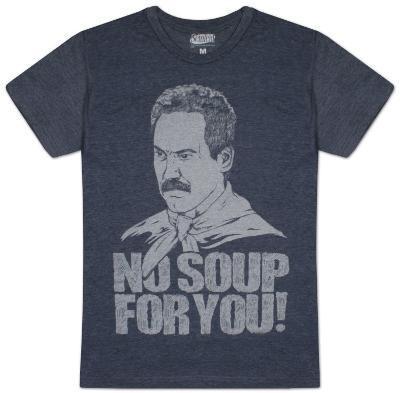 Seinfeld - Soup Nazi (Slim Fit)