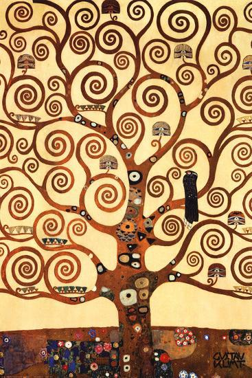 the tree of life stoclet frieze c 1909 prints by gustav klimt at