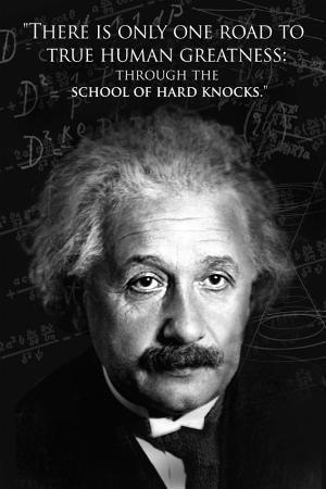 Einstein - Human Greatness