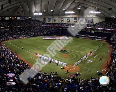 Metrodome 2008 Opening Day; Minnesota Twins