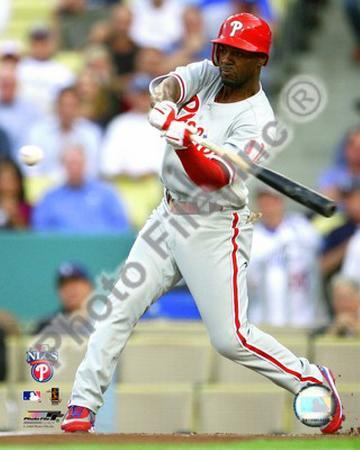 Jimmy Rollins 2008 Game 5 NLCS Home Run