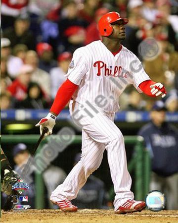 Ryan Howard Game 3 of the 2008 MLB World Series