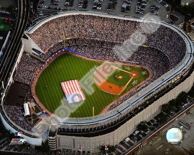 Aerial view of Yankee Stadium - 2008 MLB All-Star Game