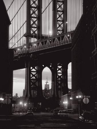 Manhattan Skyline from Dumbo