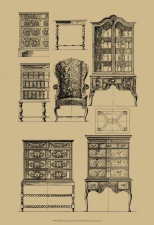 English Baroque Furniture