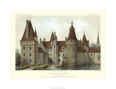 French Chateaux IV