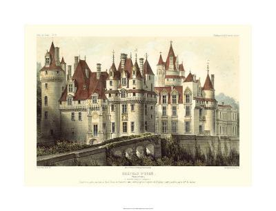 French Chateaux VII
