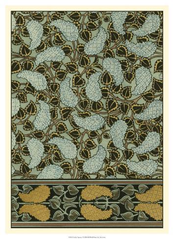 Garden Tapestry I