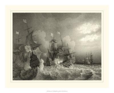 Ships at Sea I