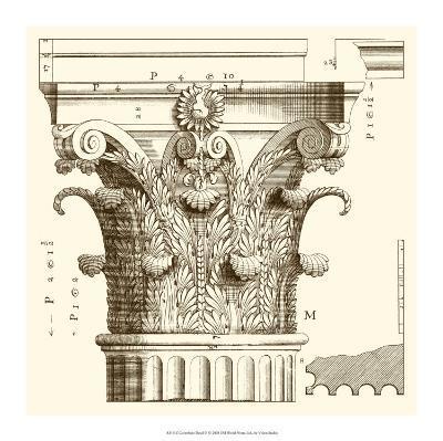 Corinthian Detail II