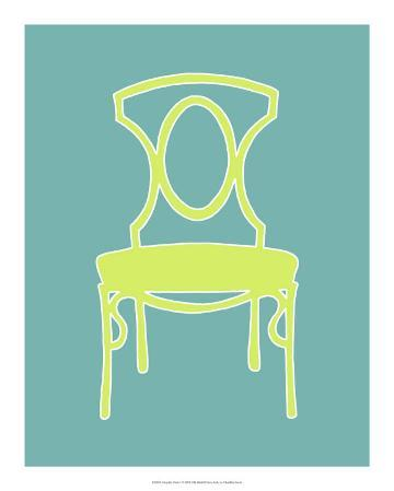 Graphic Chair I